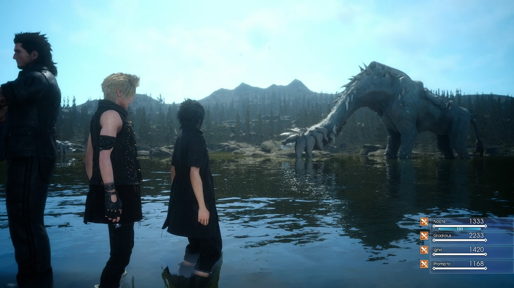 Final Fantasy XV's Pre-Beta Build Already Runs on PC