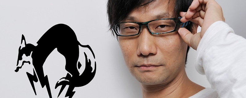 Hideo Kojima has officially left Konami