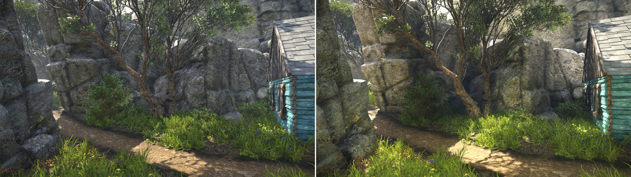 Kingdom Come: Deliverance Voxel-Based Global Illumination