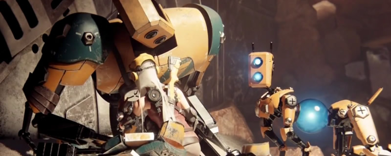 ReCore will be coming to PC and Xbox One in 2016