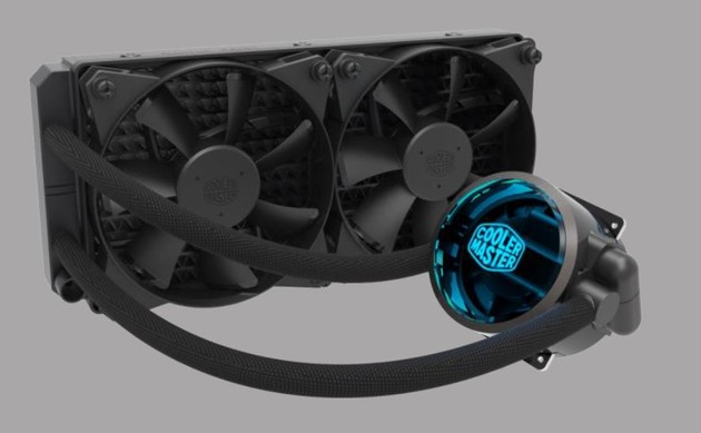 Cooler Master is entering the dedicated water cooling market
