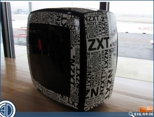 NZXT Shows off a new Mini ITX Case