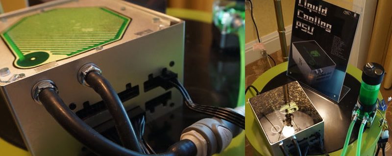 DeepCool's Liquid Cooled PSU - a silent 1200W