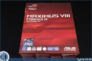 ASUS Z170 Maximus VIII Formula Review
