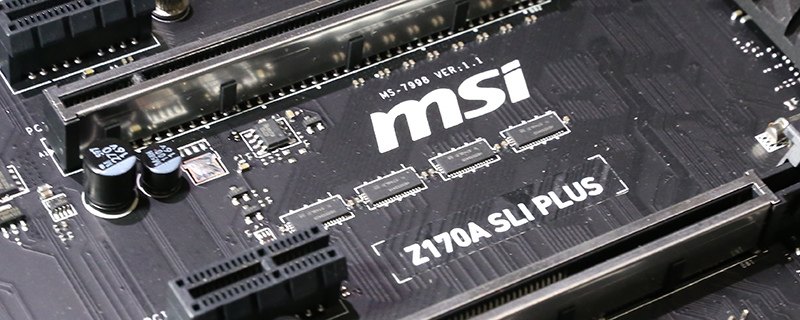 MSI Z170A SLI PLUS Review