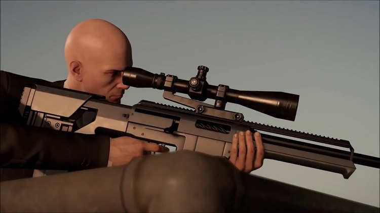 Hitman will use DirectX 12?