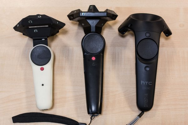 The Evolution of the HTC Vive