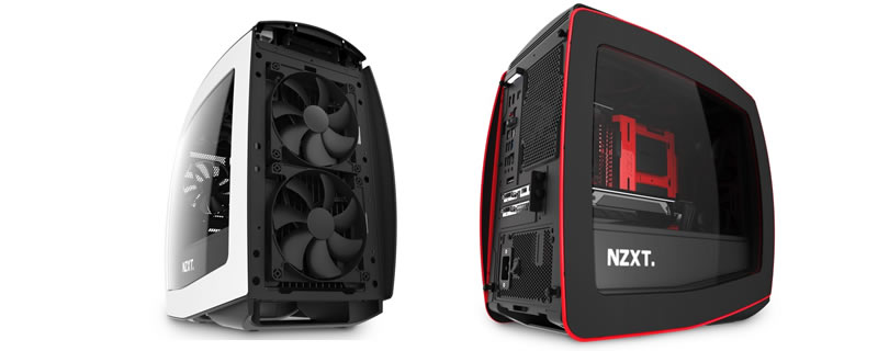 NZXT Manta Mini-ITX Water cooling case