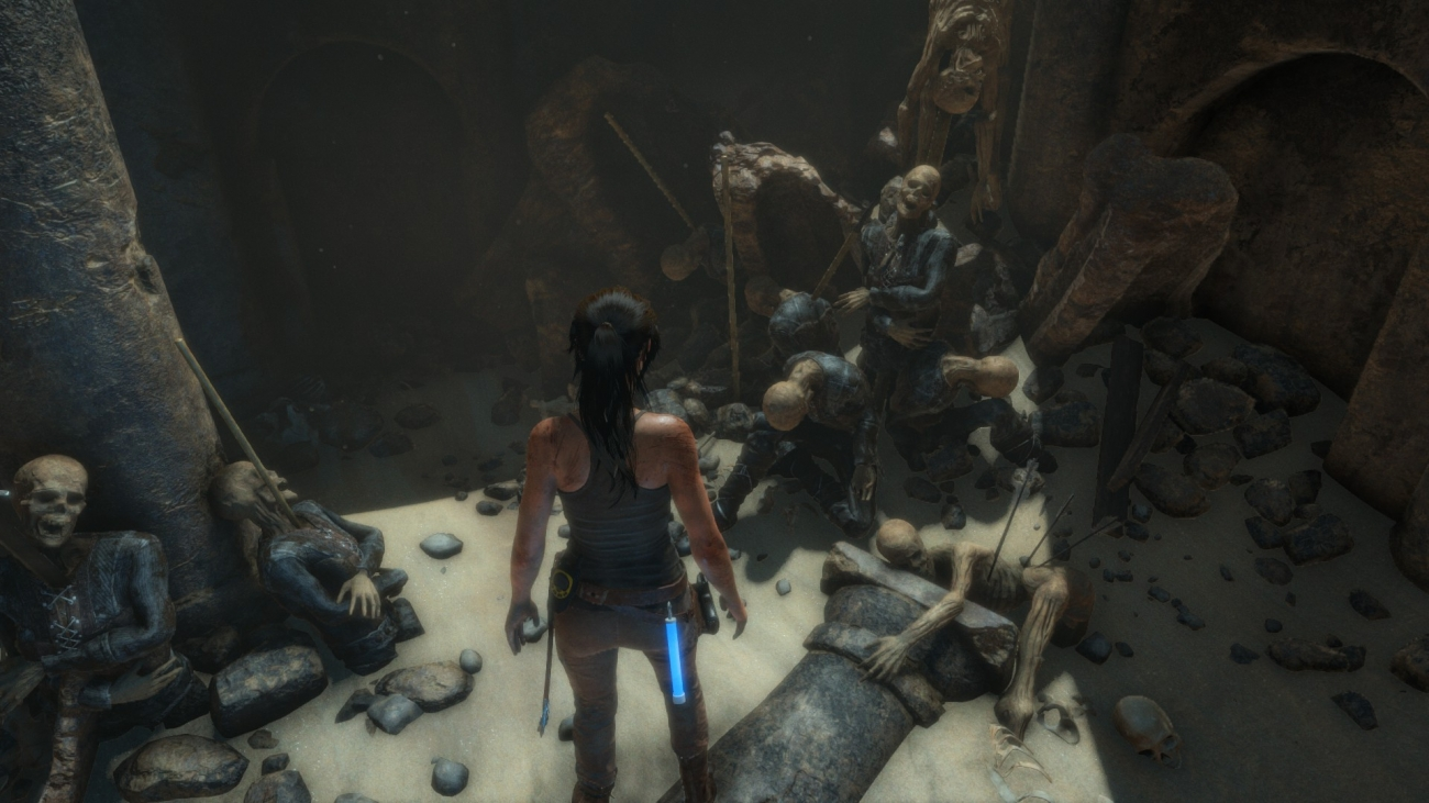 PC Screenshots of Rise of the Tomb Raider Released