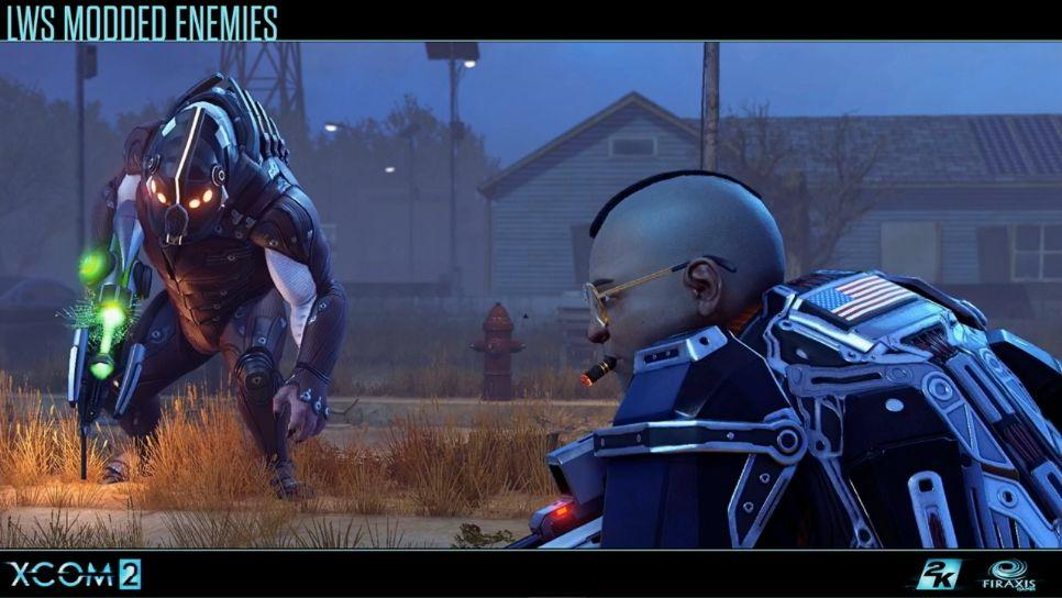 XCOM 2 will have mods available to play from day one