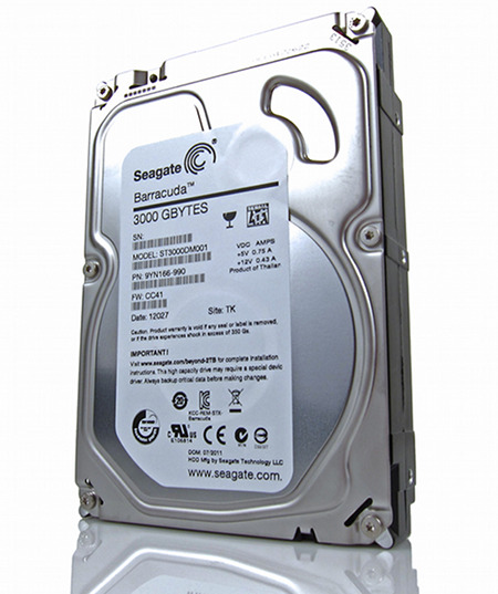 Seagate Hit with Class Action Lawsuit for High Failure Rates