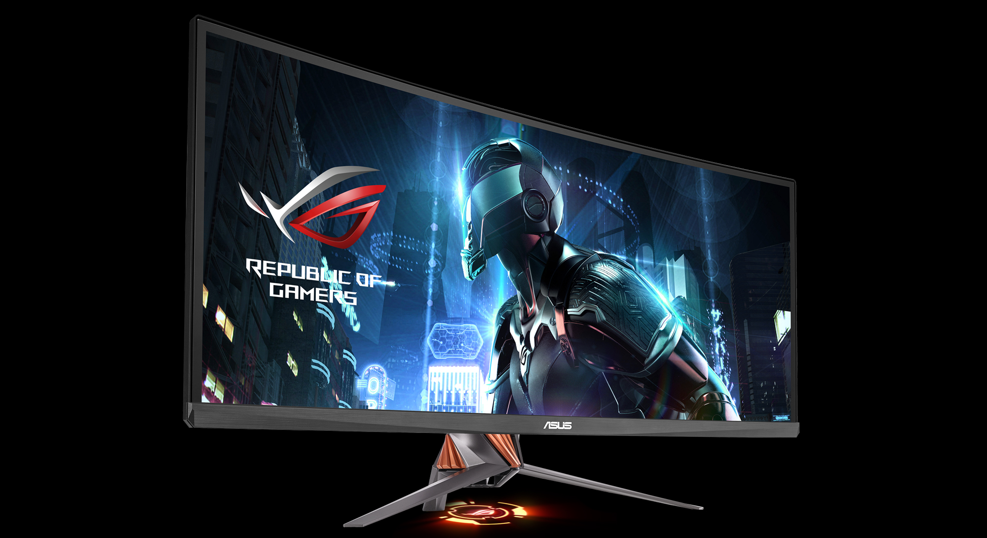 ASUS ROG Swift PG348Q Curved 3440x1440 G-Sync monitor