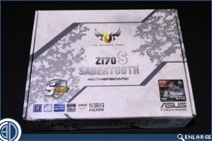 ASUS SABERTOOTH Z170 S RushKit
