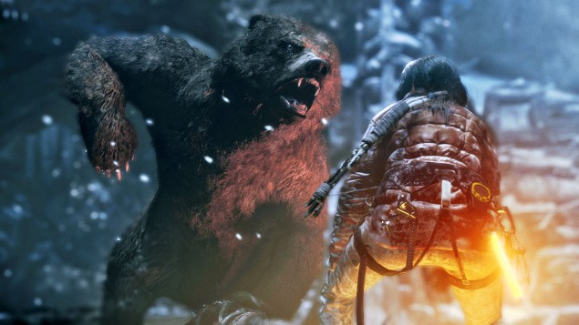 A new Rise of the Tomb Raider Patch adds new graphical options and fixes