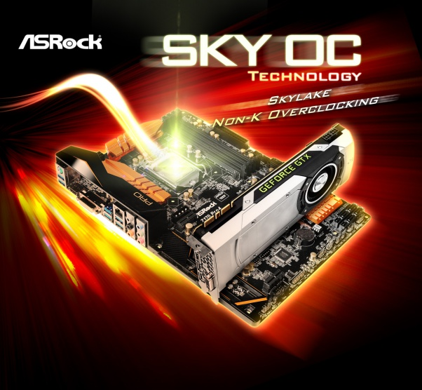 ASRock's latest BIOS Disables Non-K Skylake Overclocking