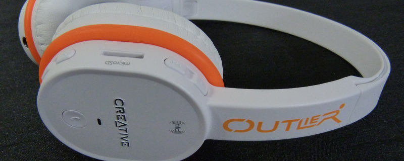 Creative Outlier Bluetooth Headset Review