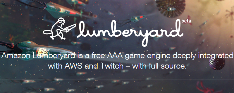 Amazon releases free Lumberyard game engine with Twitch integration