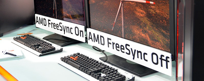 HP to have FreeSync in
