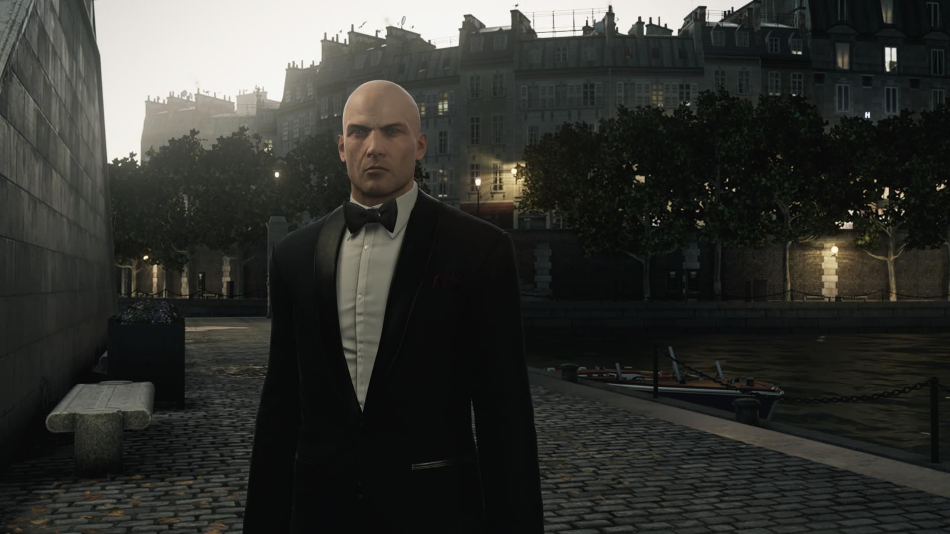 Hitman System new screenshots released