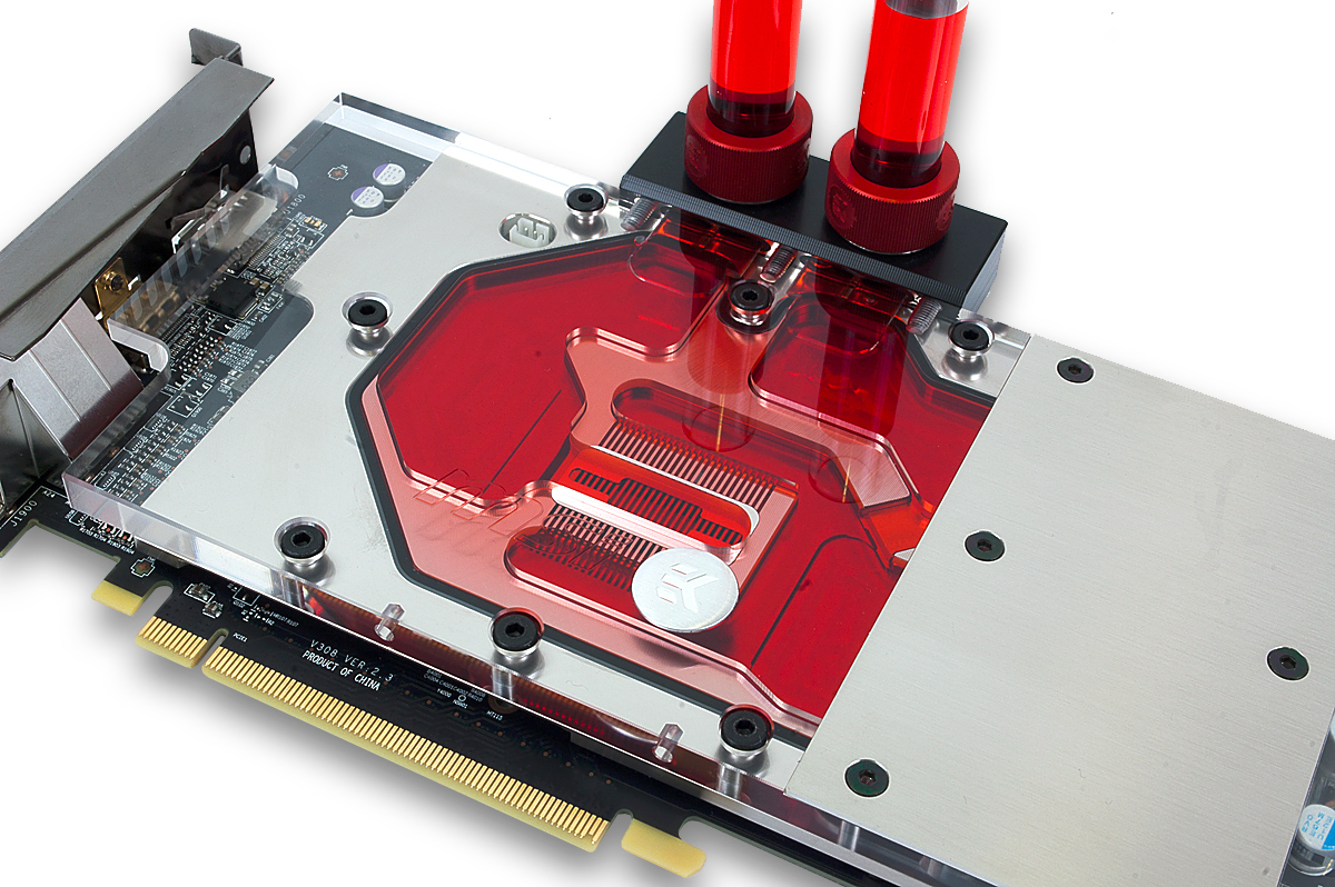 EK releases MSI R9 390X GAMING 8G Full-Cover water block