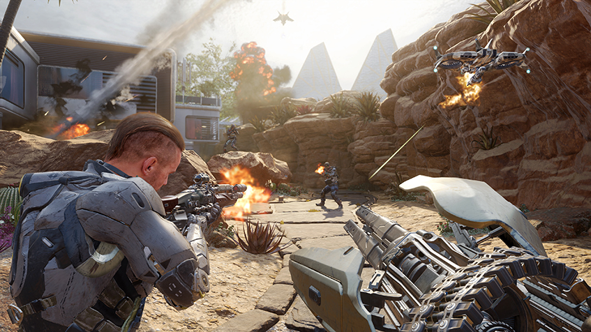 Call of Duty: Black Ops III Multiplayer Only Starter Pack Hits Steam