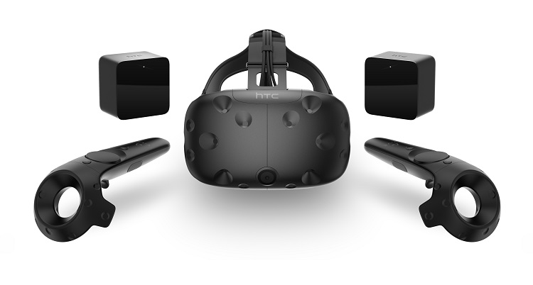 HTC Vive To Cost $799
