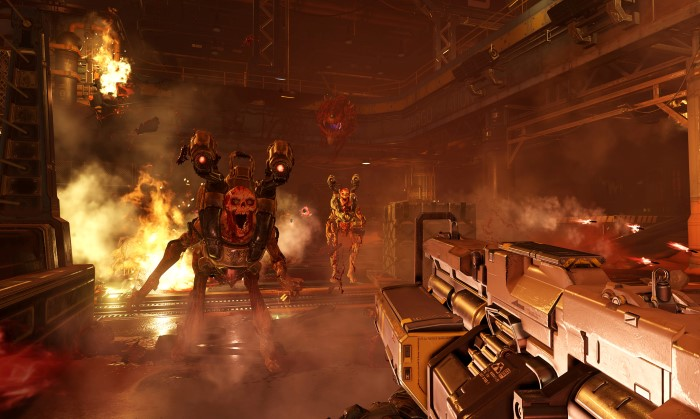 DOOM Will Run at 1080p and 60 FPS on Consoles