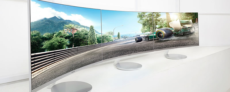 Samsung Reveal 3 new Curved HDMI FreeSync monitors