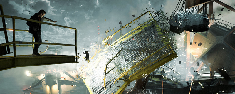 Quantum Break's Live-Action Episodes will be streamed to save Hard Drive space
