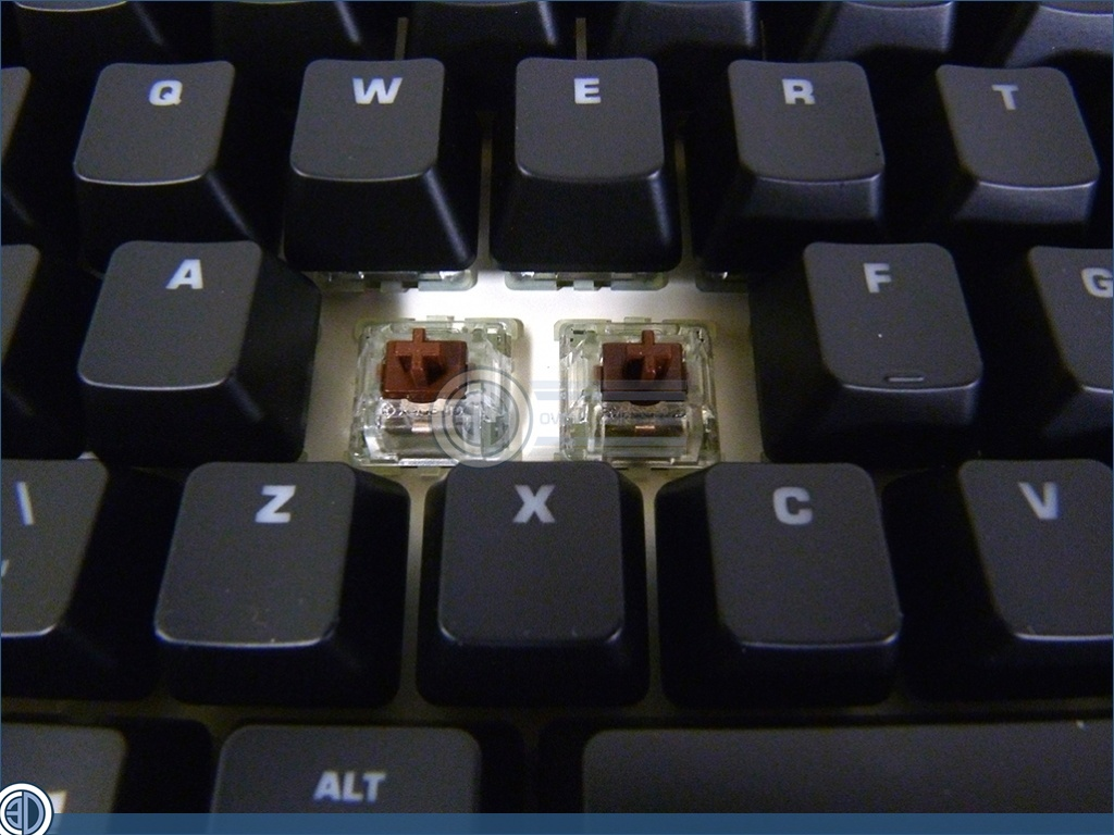 how to change leds on roccat ryos