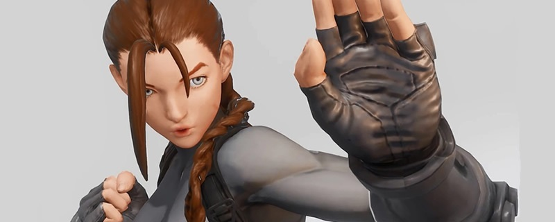 Street Fighter 4 PC mods add Lara Croft and Harley Quinn to the game