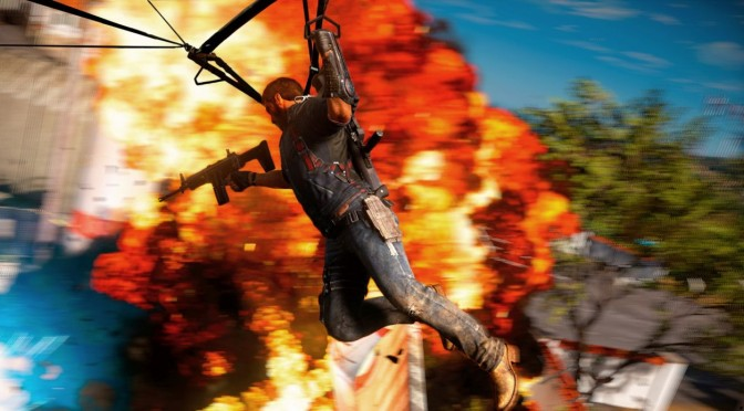 Just Cause 3's PC Performance Patch Is coming next week