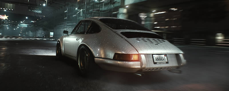 Need For Speed PC 60FPS Gameplay
