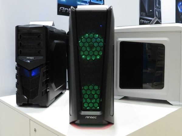 Antec reveal a new range of Cases as Cebit 2016