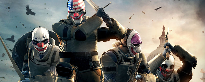 Payday 2 releases on Steam OS and becomes Free to Play for the rest of the month