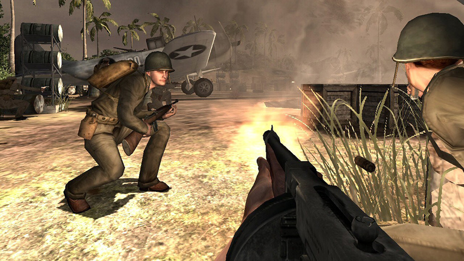 Medal of Honor: Pacific Assault is now Free on Origin