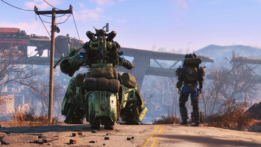 Fallout 4's Survival mode Beta is now on Steam