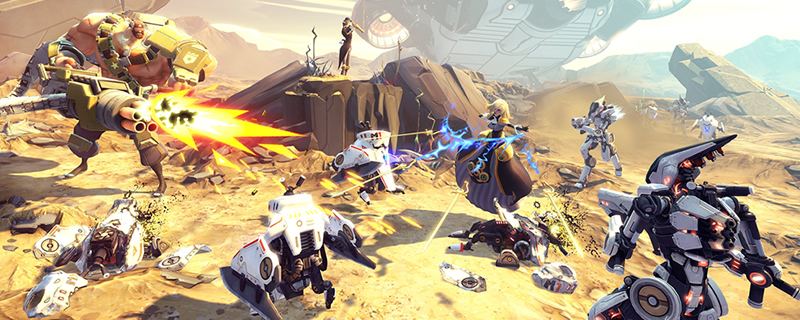Battleborn PC System Requirements