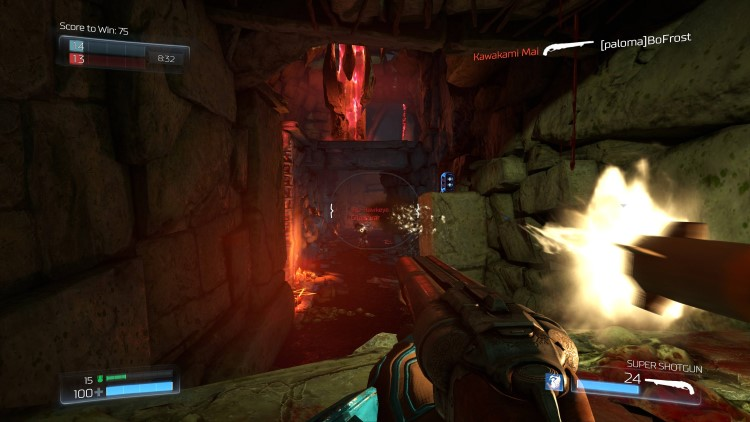 DOOM Closed Beta 4K Screenshots