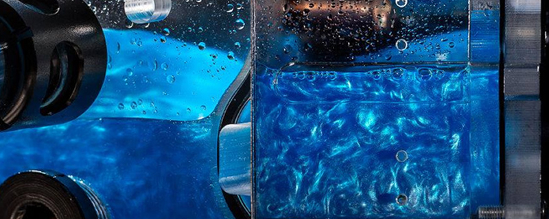 Mayhems advises users on how to avoid Colour change issues with certain Coolants