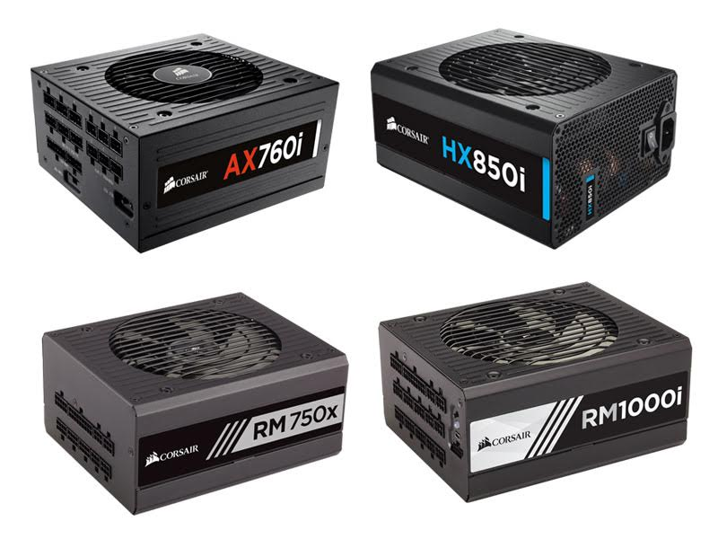 Corsair Extends Select PSU Warranties from 7 Years to 10 Years