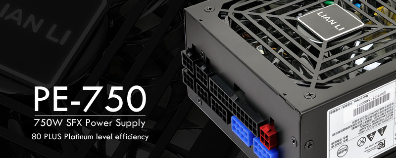 Lian Li announces two SFX-L Power Supplies