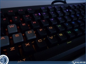 Corsair K70 Rapidfire RGB Gaming Keyboard Review