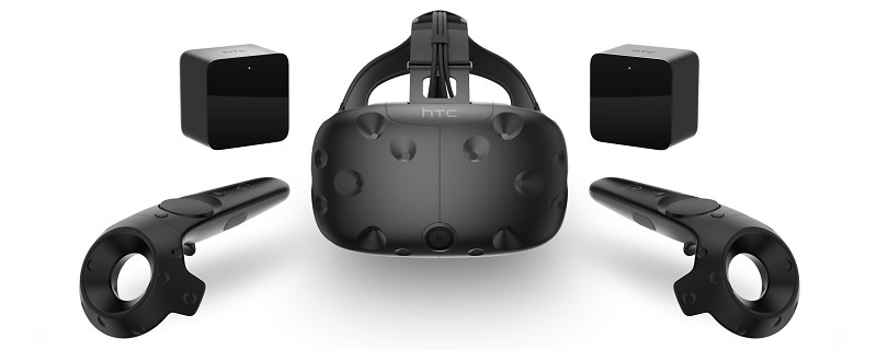 The HTC Vive is now available for Pre-Order at Overclockers UK