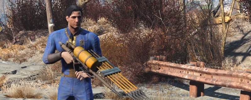 The Fallout 4 Creation Kit is now available