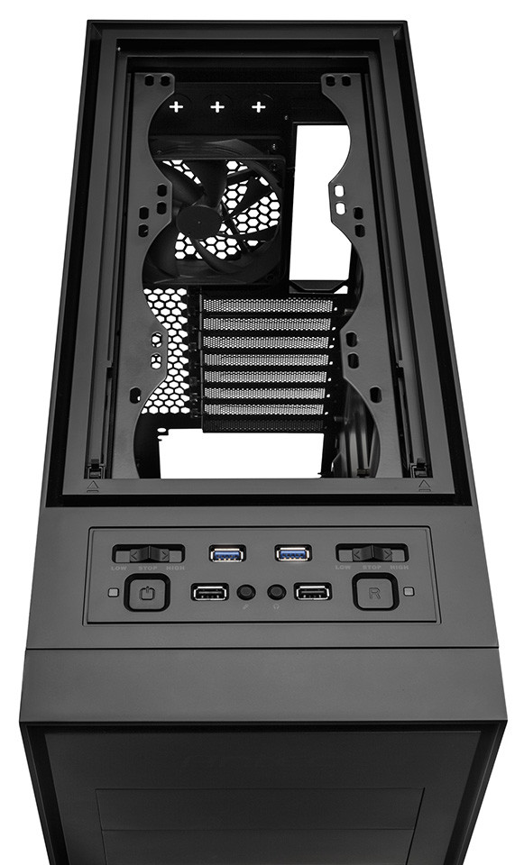 Antec announces a windowed version of their P9 Chassis