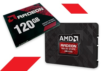 AMD Releases R3 Series of SSDs