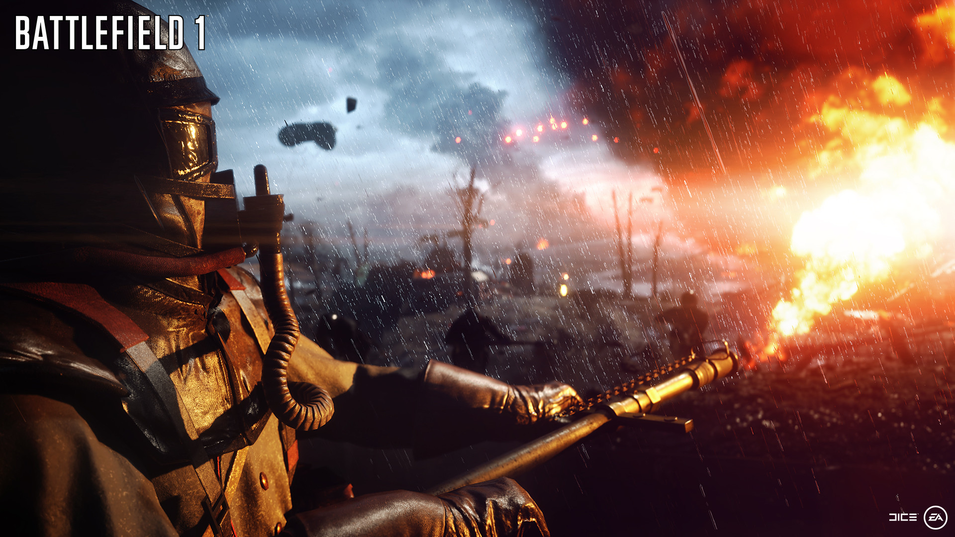Battlefield 1 has been officially announced