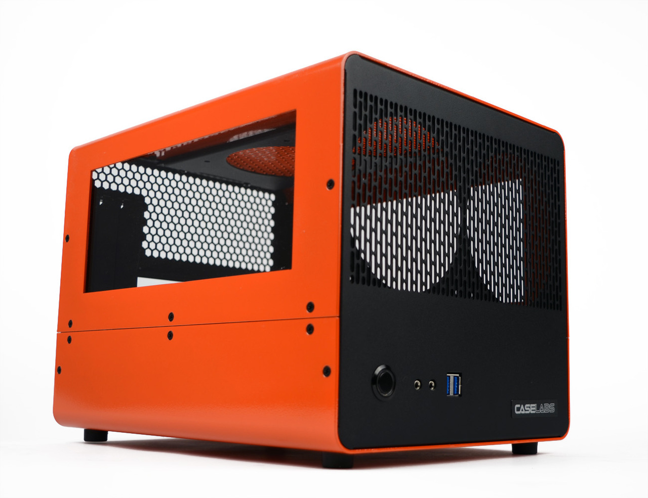 Caselabs release their new Bullet Case Line of PC cases