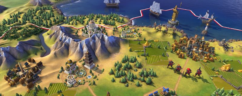 Civilization VI is launching in October